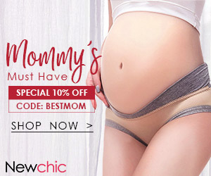 10% Off Maternity Lingerie & Clothing;  Coupon Code: BESTMOM; Expiry Date:Dec 31st, 2018;