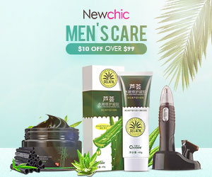Men's Care $10 Off Orders Over $99