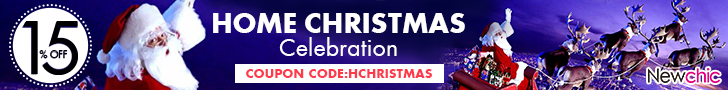 Coupon Code:Hchristmas, Expire Date:Jan.31st,2017