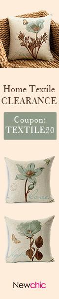 Coupon Code:TEXTILE20