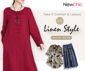 Up to 65% OFF Women Linen Clothes