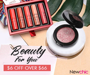 Makeup Save $6 0FF for Purchase over $66