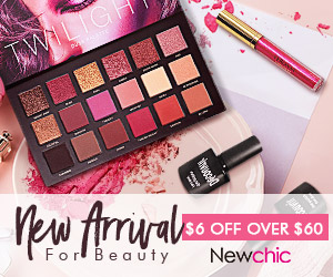 Beauty New Arrivals $6 off Over $60