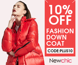 10% OFF Women's Down Coat; Coupon code:plus10; Valid until: Dec 27, 2018