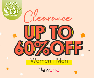 CLEARANCE - UP TO 60%OFF