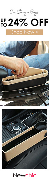 Newchic car storage bag UP to 24%OFF