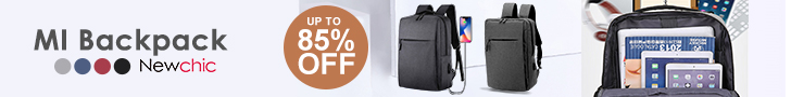 25% Off Xiaomi Backpack; Coupon code:xiaomi6