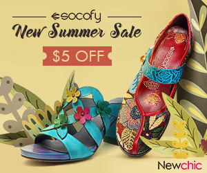 Socofy Bran Sale -$5 off Women's shoes