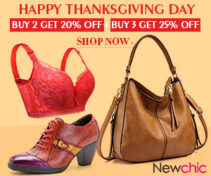 Pre Thanksgiving Day Sales - 20% OFF Buy 2,25% OFF Buy 3; Add to shopping bag to save automatically; End Date: November 18, 2018