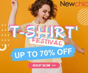 Up to 70% Off Women/Men T-shirts