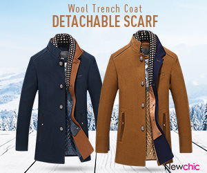 Men's Winter Hot Sale Coat-US$ 59.77 ~ $62.77