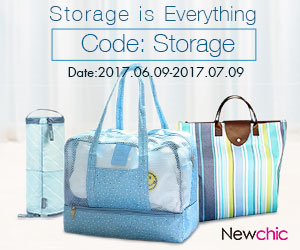 Up to 55% Off for Home and Travel Storage - Coupon Code: Storage