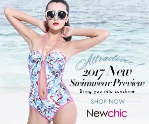New Chic Discount Code - Upto 60% Off for Women Swimwear