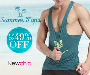 Up to 49% Off for Men Summmer Tops