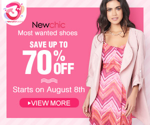 Up to 70% Off Women clothes in 3rd Anniv