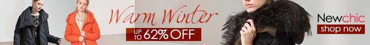 Up to 62% Off Women Winter Coat