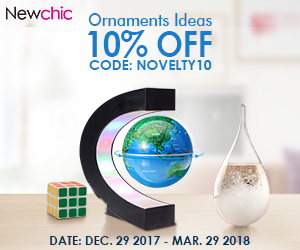 10% Off Ornaments Home Decor