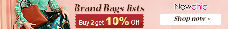 Fashion Bags - 10% Off Buy 2,15% Off Buy 3; End date:Sep 17th, 2018