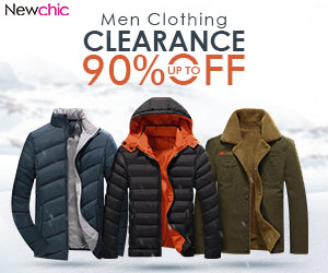 Men's Winter Clothing Clearance - Up to 90% Off