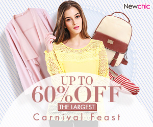 Flash Deals! UP TO 60% OFF The Largest Carnival Feast