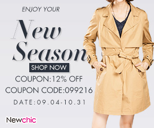 12% OFF For Plus Size Women Autumn Outwear