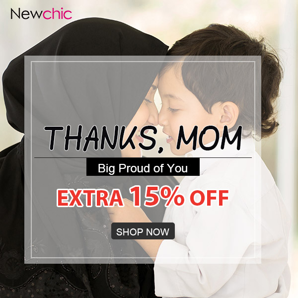 15% Off for Middle East Mother's Day