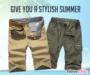 Up to 48% Off for Men Cargo Shorts