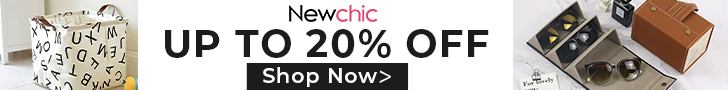 Newchic Storage Bags Up To 20% OFF