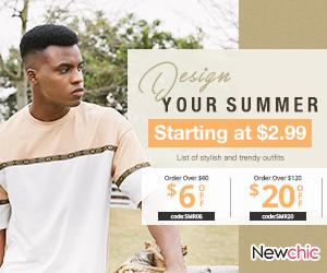 Men Summer Trends Starting at $2.99