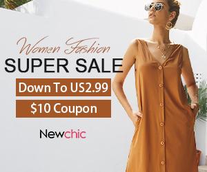 Women Big Sale | Down To US$2.99