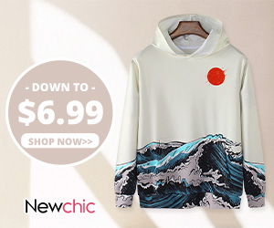 Newchic MENS CLOTHES FOR FALL DOWN TO $6.99