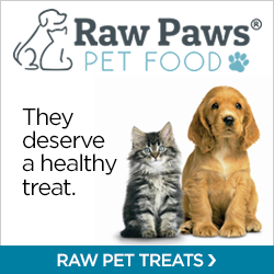 Shop Raw Pet Treats at RawPawsPetFood.com