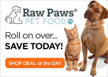 Shop Deal Of The Day at RawPawsPetFood.com