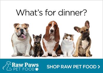 Shop Raw Pet Food at RawPawsPetFood.com