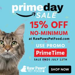 15% OFF No-Minimum - use promo code: PrimeTime
