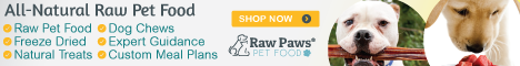 Raw Paws Pet Food Coupon