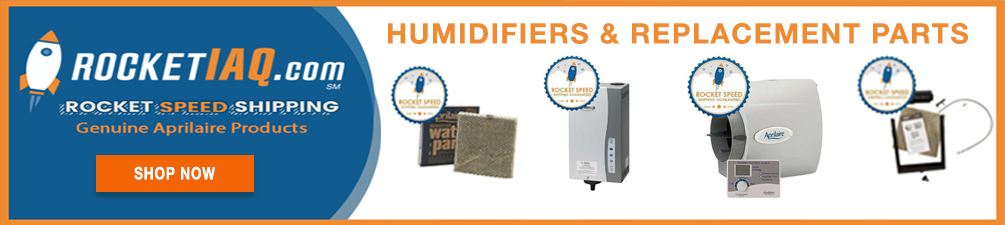 Humidifiers and Replacement Parts