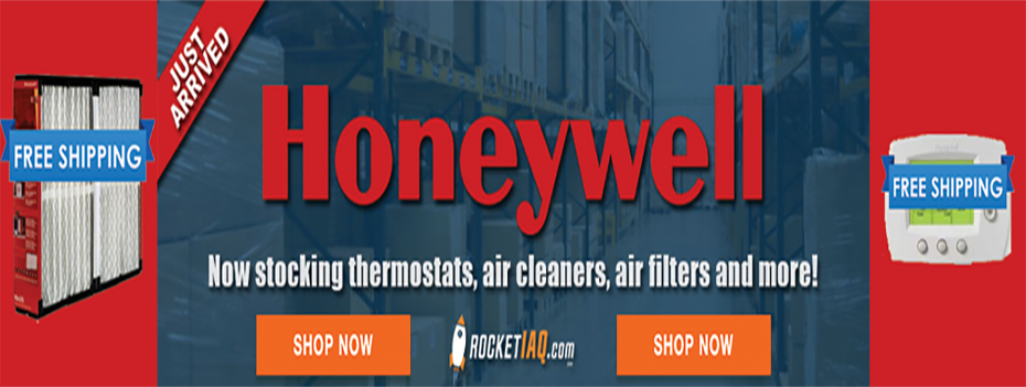 Now Featuring Honeywell