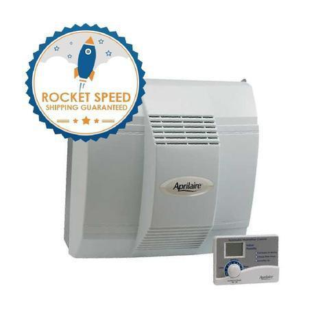 Genuine Aprilaire 700A Humidifier w/ Digital Automatic Humidistat