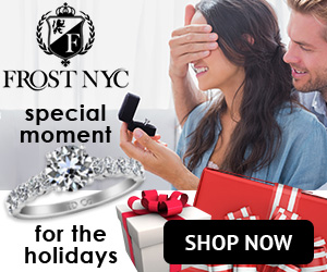 Special Moments for the Holidays at FrostNYC