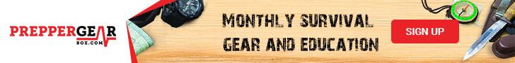 Prepper Gear Box Sign up