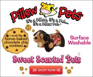 Pillow Pets - 300x250