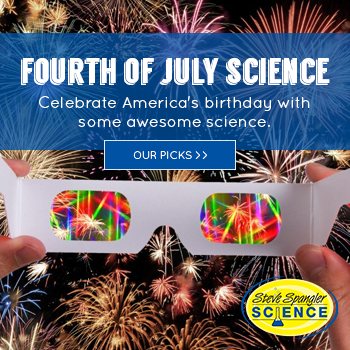 Fourth of July Science at Steve Spangler Science