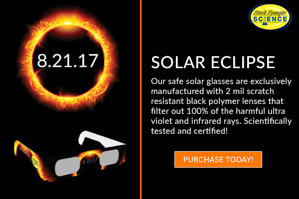 Solar Eclipse Glasses - Watch the Total Eclipse with Your Kids while keeping your eyes safe!