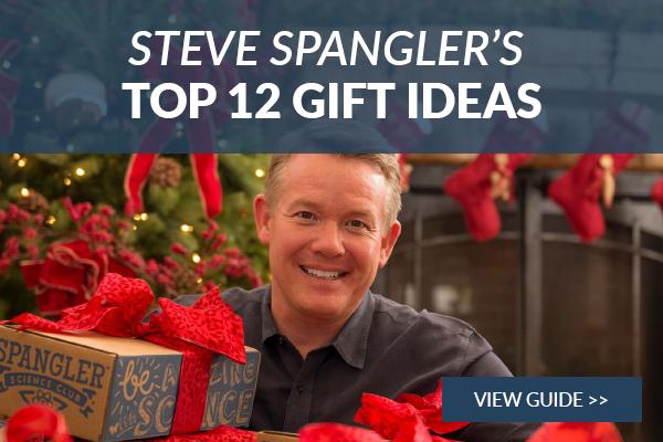 Holiday Gift Guide from Steve Spangler