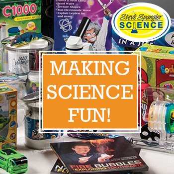 Make Science Fun with Steve Spangler Science