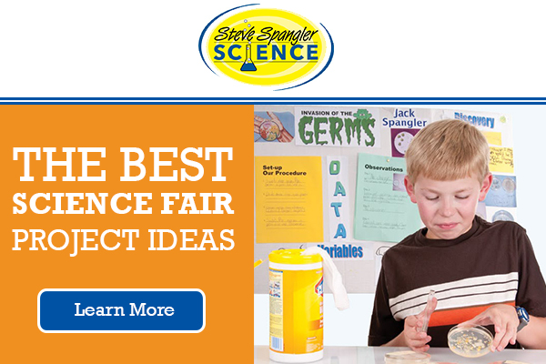 Best Science Fair Project Ideas from Steve Spangler Science