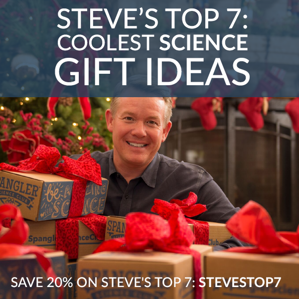 Steve Spangler's Top 7 Science Gift Ideas