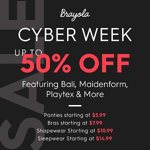 Cyber Week Sale, black friday, cyber monday