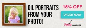 children portrait from photo